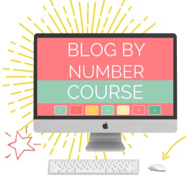 Suzi Whitford's Blog By Number Course Review