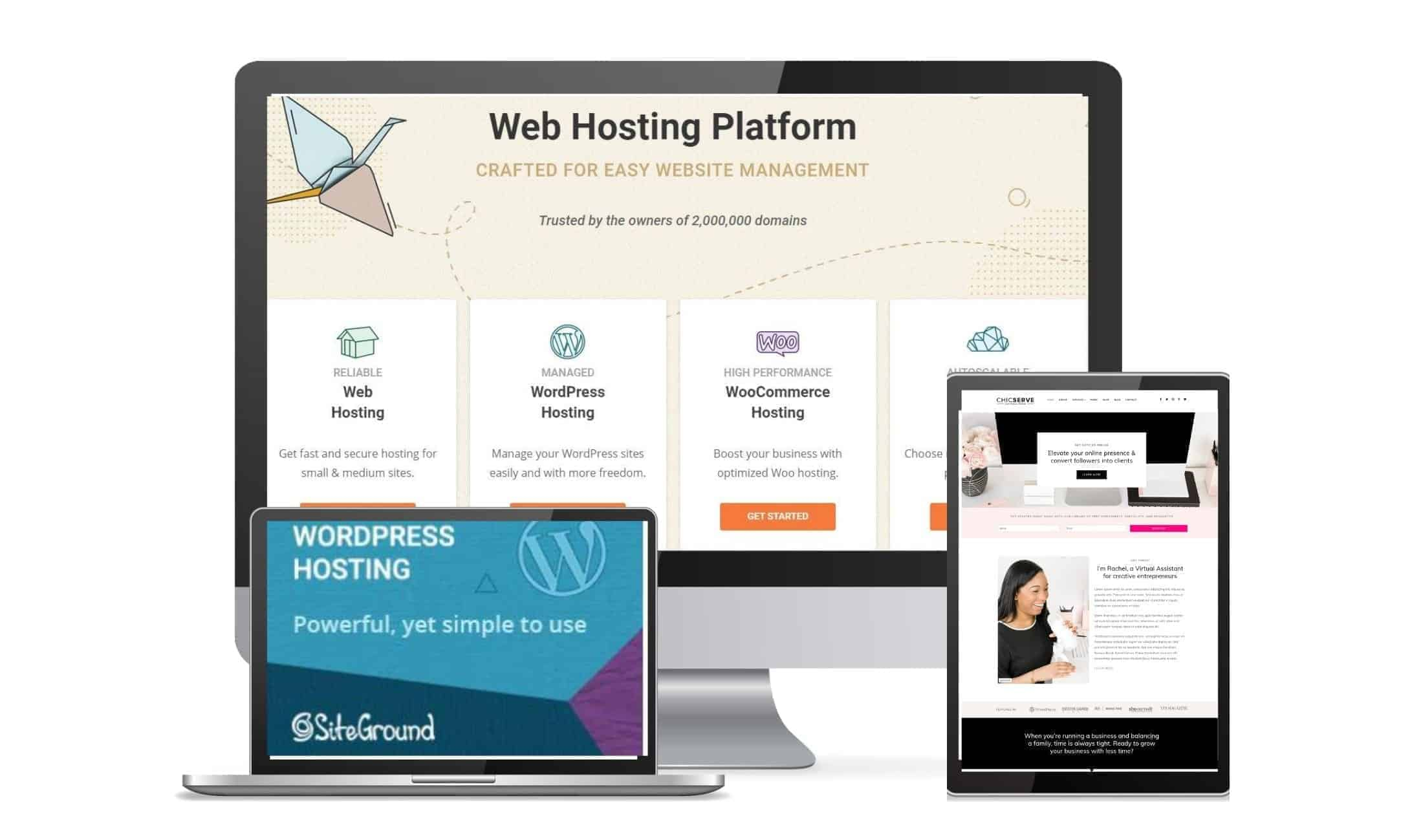 How to Create a WordPress Website on Siteground